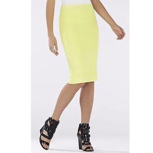 BCBGMAXAZRIA Bandage Skirt 🍋